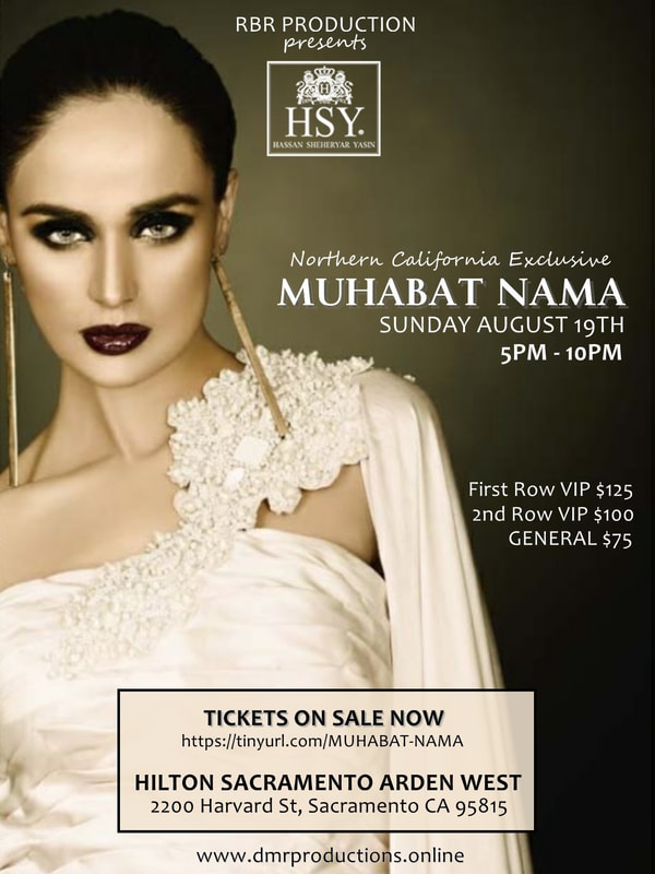 Hsy Presents Muhabat Nama Dmr Productions